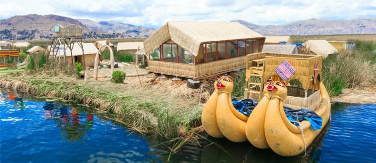 lacul titicaca peru