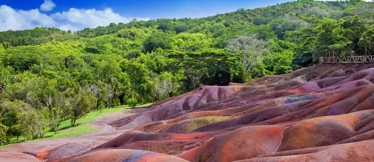 vallee des couleurs mauritius
