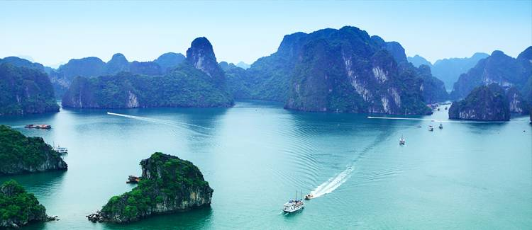 golful ha long vietnam