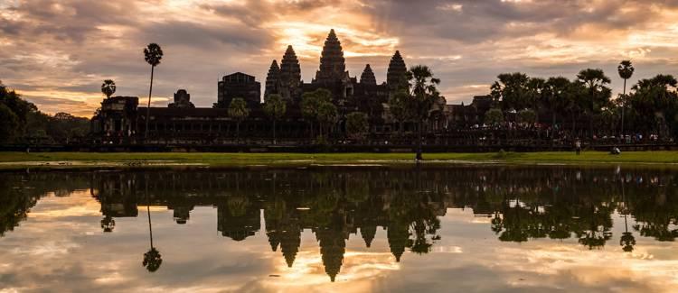 angkor wat cambodgia
