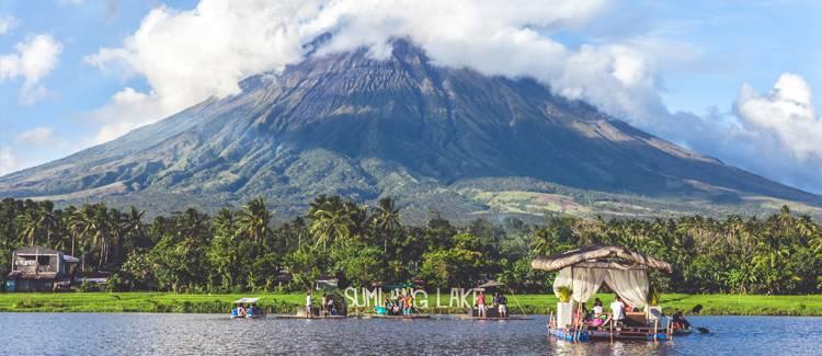 vulcanul mayon filipine