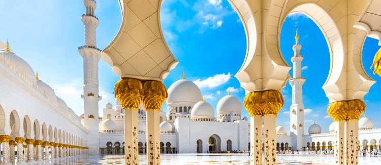 moscheea sheik zayed abu dhabi