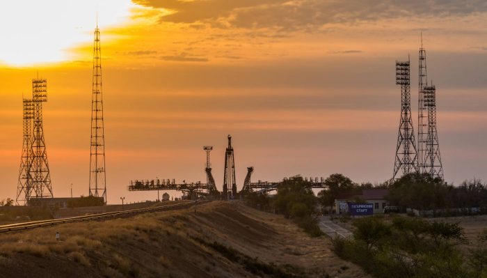 Cosmodromul Baikonur