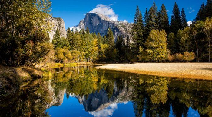 cinci parcuri nationale din sua pe care trebuie sa le vizitezi yosemite
