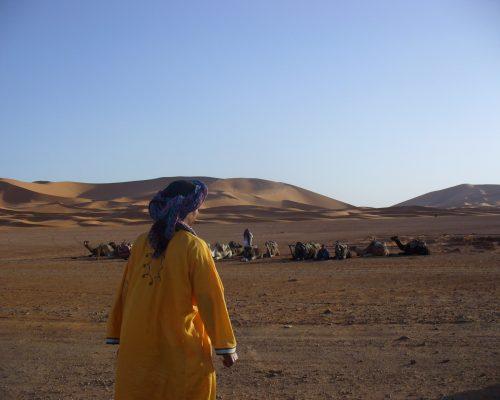 Intalnirea bogata a omului Maroc